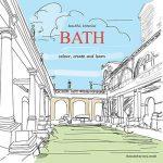 bath colouring book